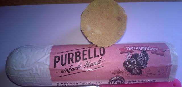 PurBello Truthahn mit Brokkoli und Kartoffeln