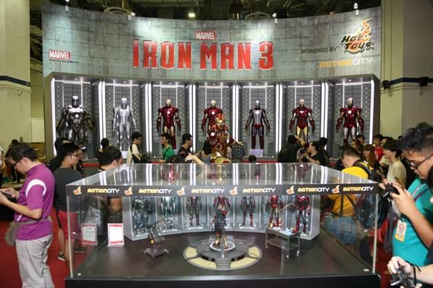 Giới thiệu ba triển lãm Geek lớn nhất Đông Nam Á