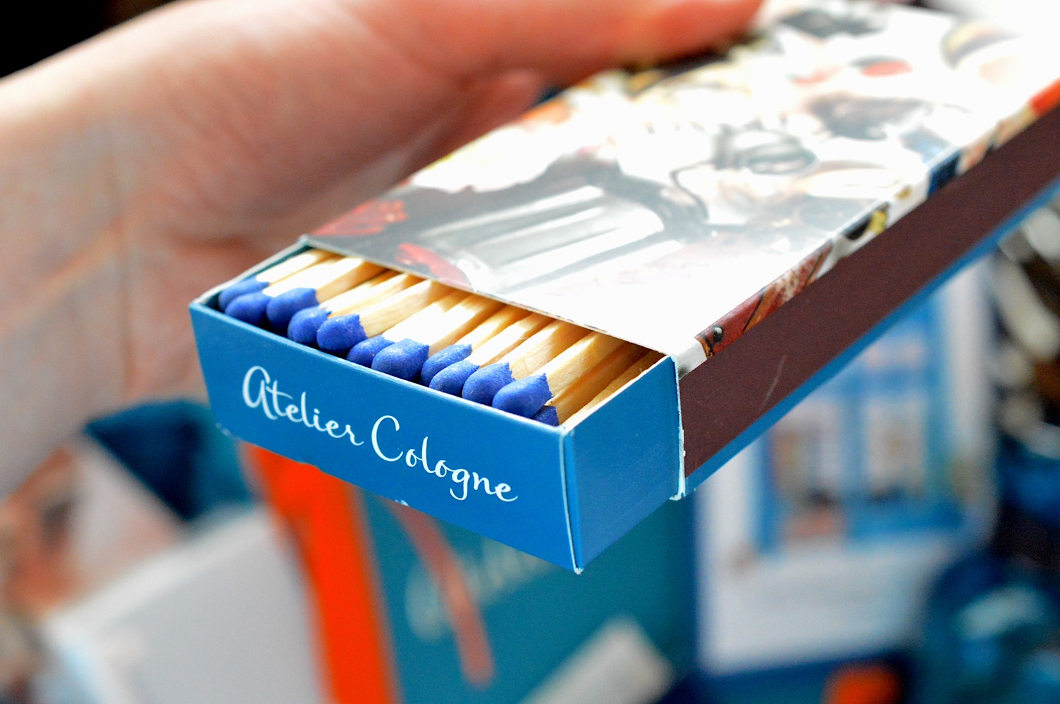Atelier Cologne matchsticks