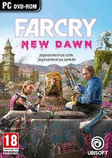Baixar Far Cry: New Dawn PC Game Dublado Torrent ISO Grátis.