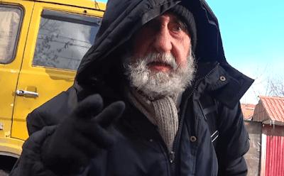 Изобретатель Будённый Анатолий Павлович бомж