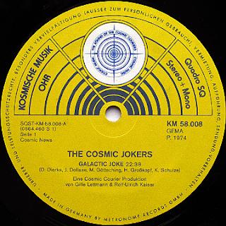 the cosmic jokers