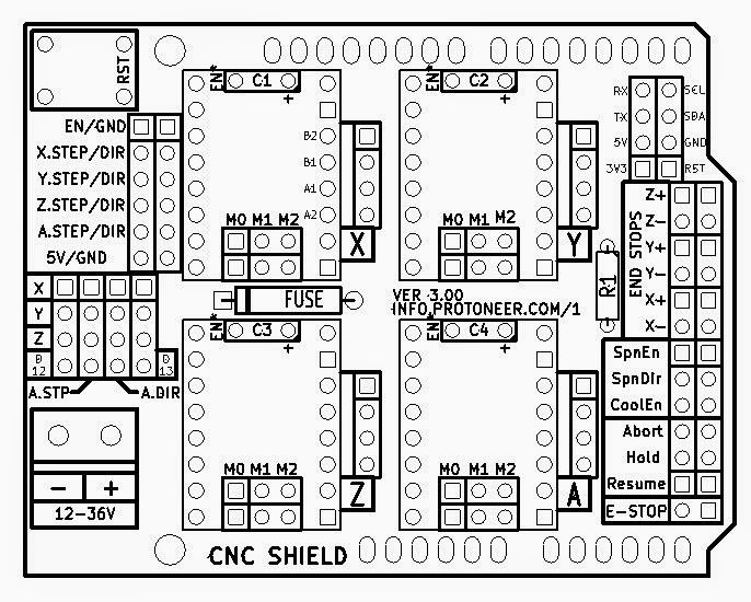 Wiring Diagram For Tb6600 Stepper Driver
