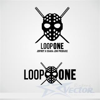 Loop One Logo Vector cdr Download