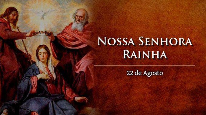Festas Marianas Do Mês De Outubro Nossa Senhora Do: A Realidade é Cristo: Hoje A Igreja Celebra A Festa De