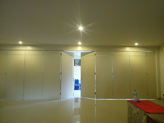 Movable Wall Redam Untuk Ruang Meeting