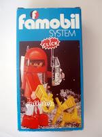 famobil astronauta