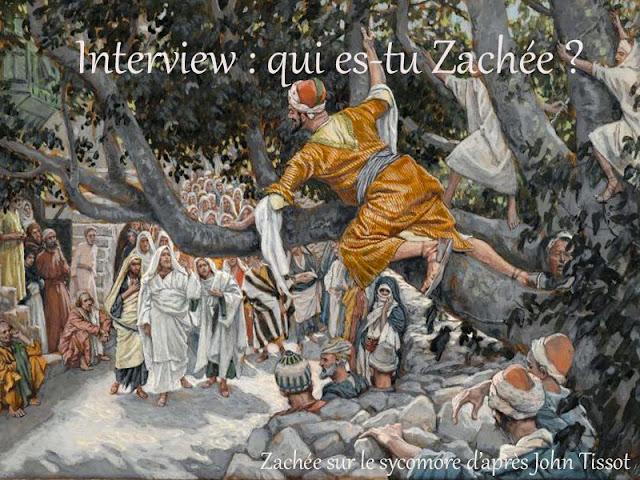 A jouer : Interview, qui es-tu Zachée ?