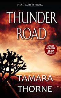 http://www.amazon.com/Thunder-Road-Tamara-Thorne-ebook/dp/B00MMMGY22/ref=sr_1_1?s=books&ie=UTF8&qid=1458853376&sr=1-1&keywords=thunder+road+Tamara+thorne