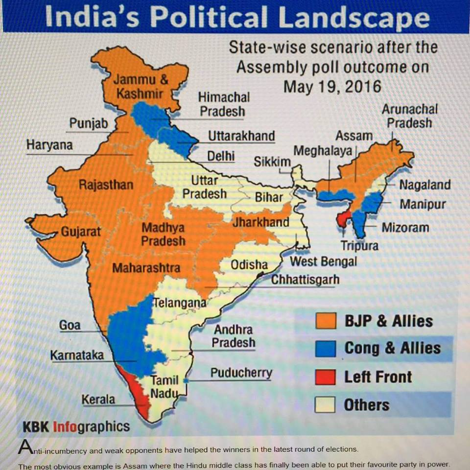 indian political landscape 2014 Et home news politics and nation delhi's political landscape abuzz with activities in 2014 04:05 the political parties -- mainly delhi's.