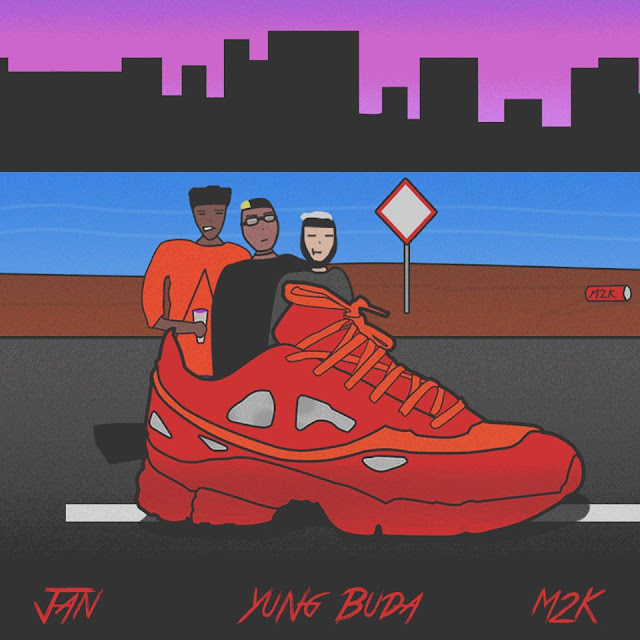 M2K apresenta: Clique, com Yung Buda & Jan