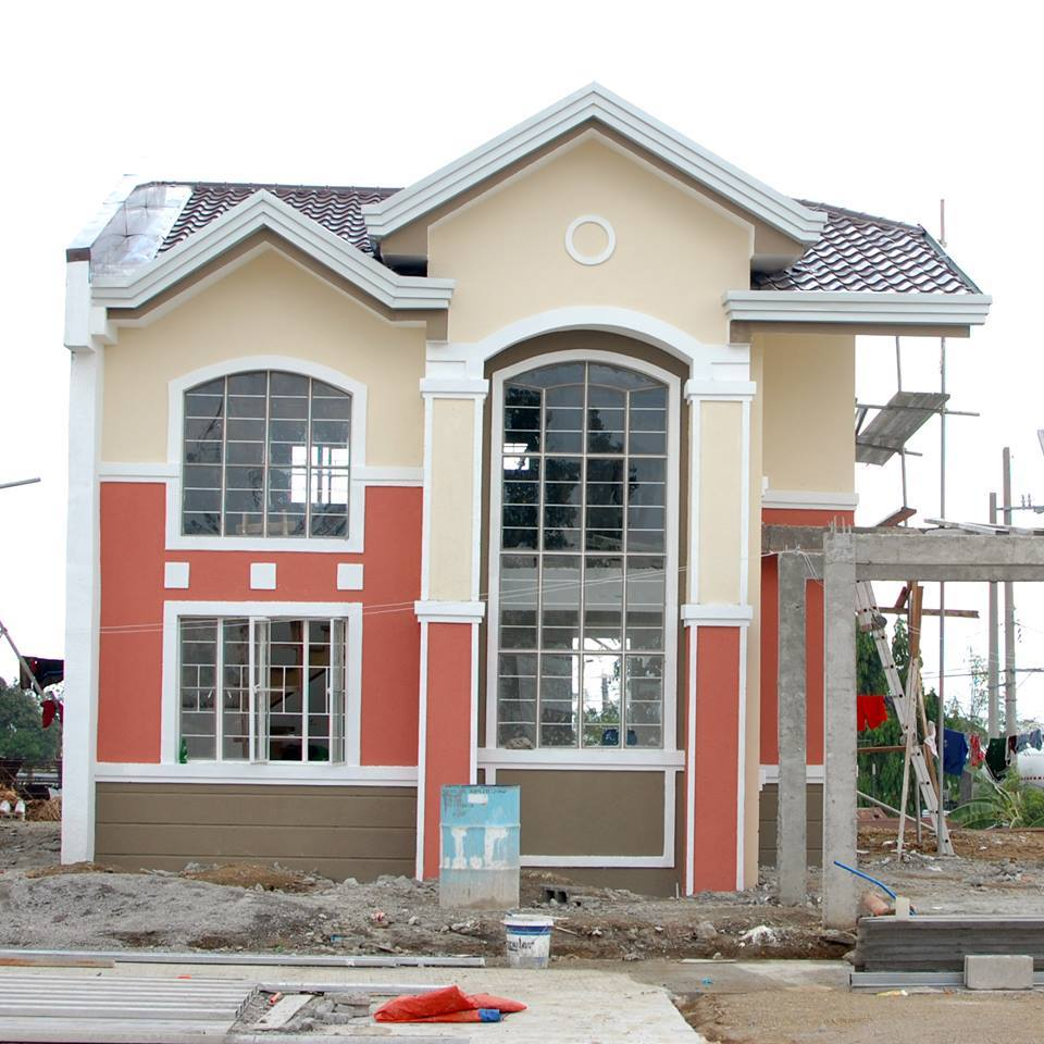Small house and medium house design of terraverde for Free house photos