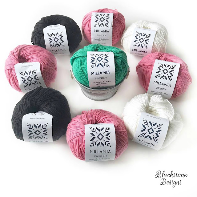 Yarn review of Millamia Cotton Yarn