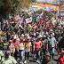 Cabalgata patriota llegó a ciudad de la juventud recordando los hechos de la Batalla de La Victoria
