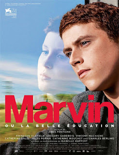 Marvin ou la belle education  2017