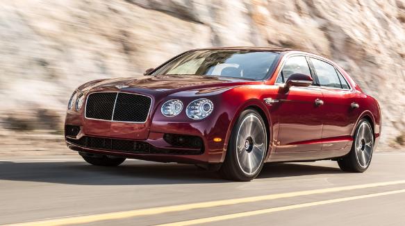 2017 Bentley Flying Spur V8 S Performance