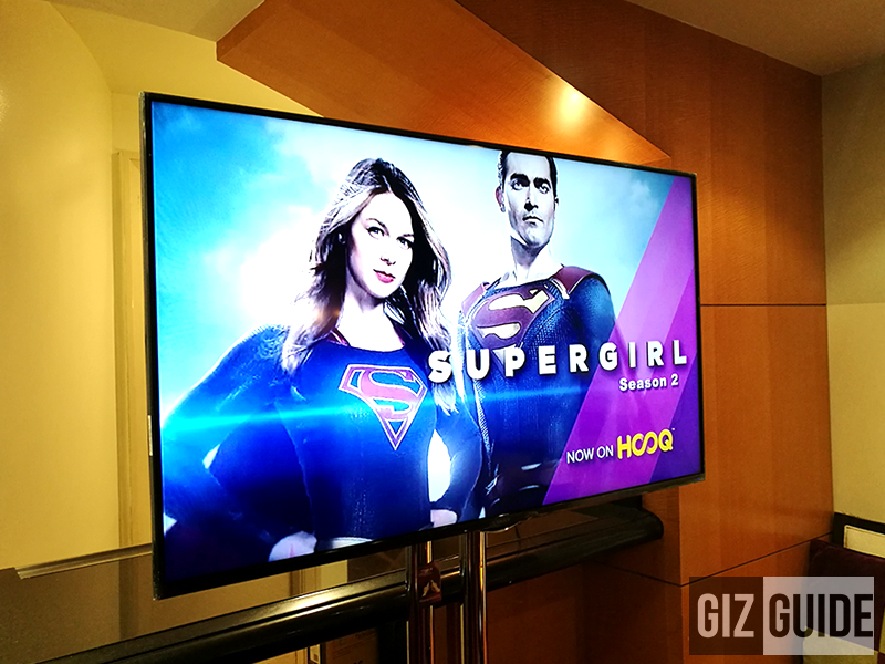 Super Girl Season 2 on HOOQ