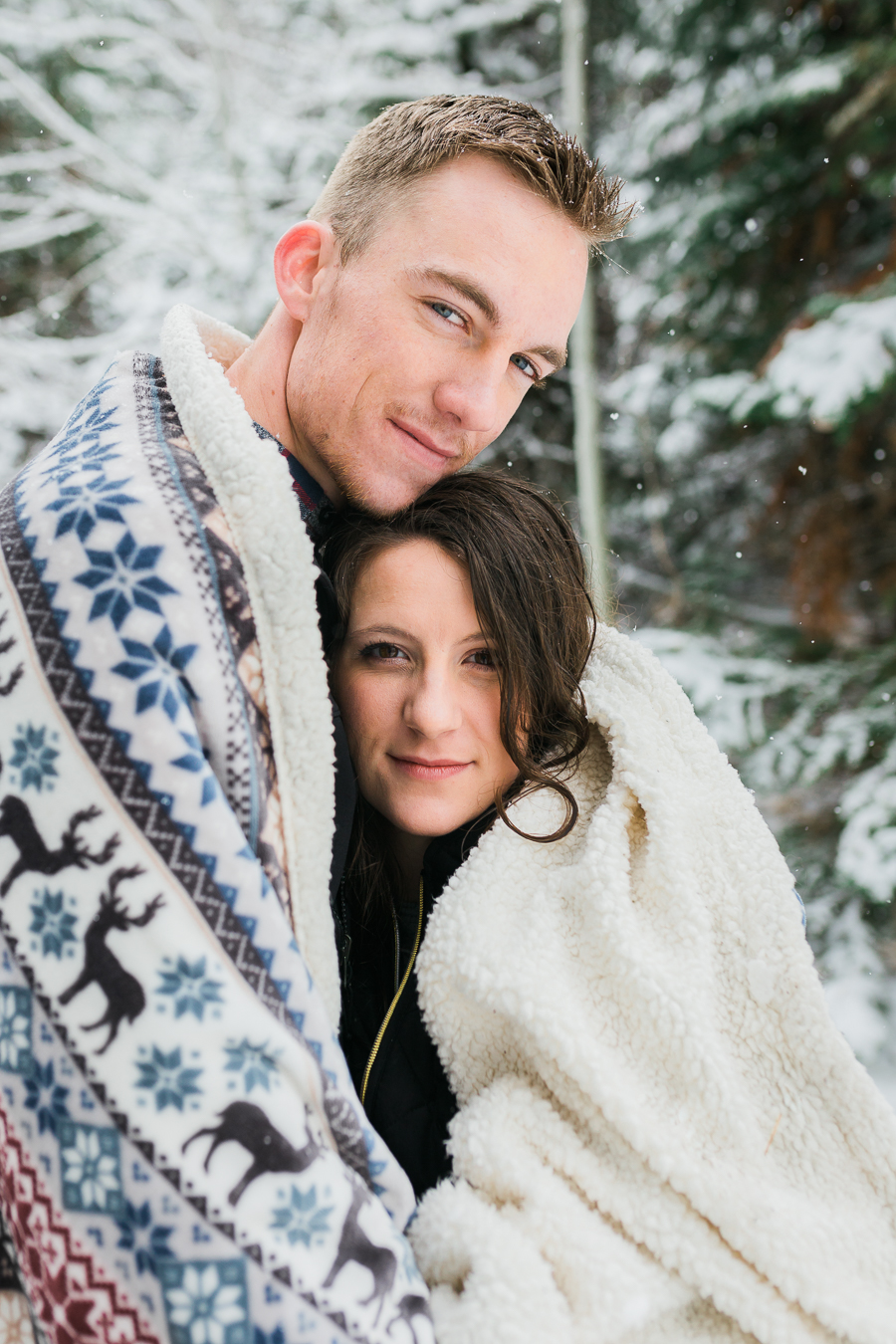Newlywedded Bliss: Nick and Annie