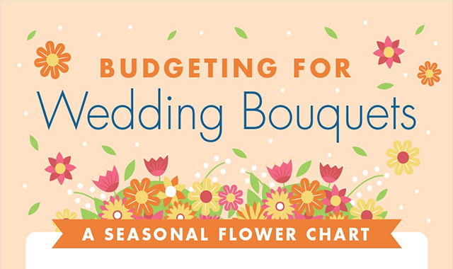 Budgeting for Wedding Bouquets: A Seasonal Flower Chart