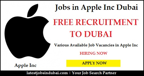 Latest jobs in Apple Dubai