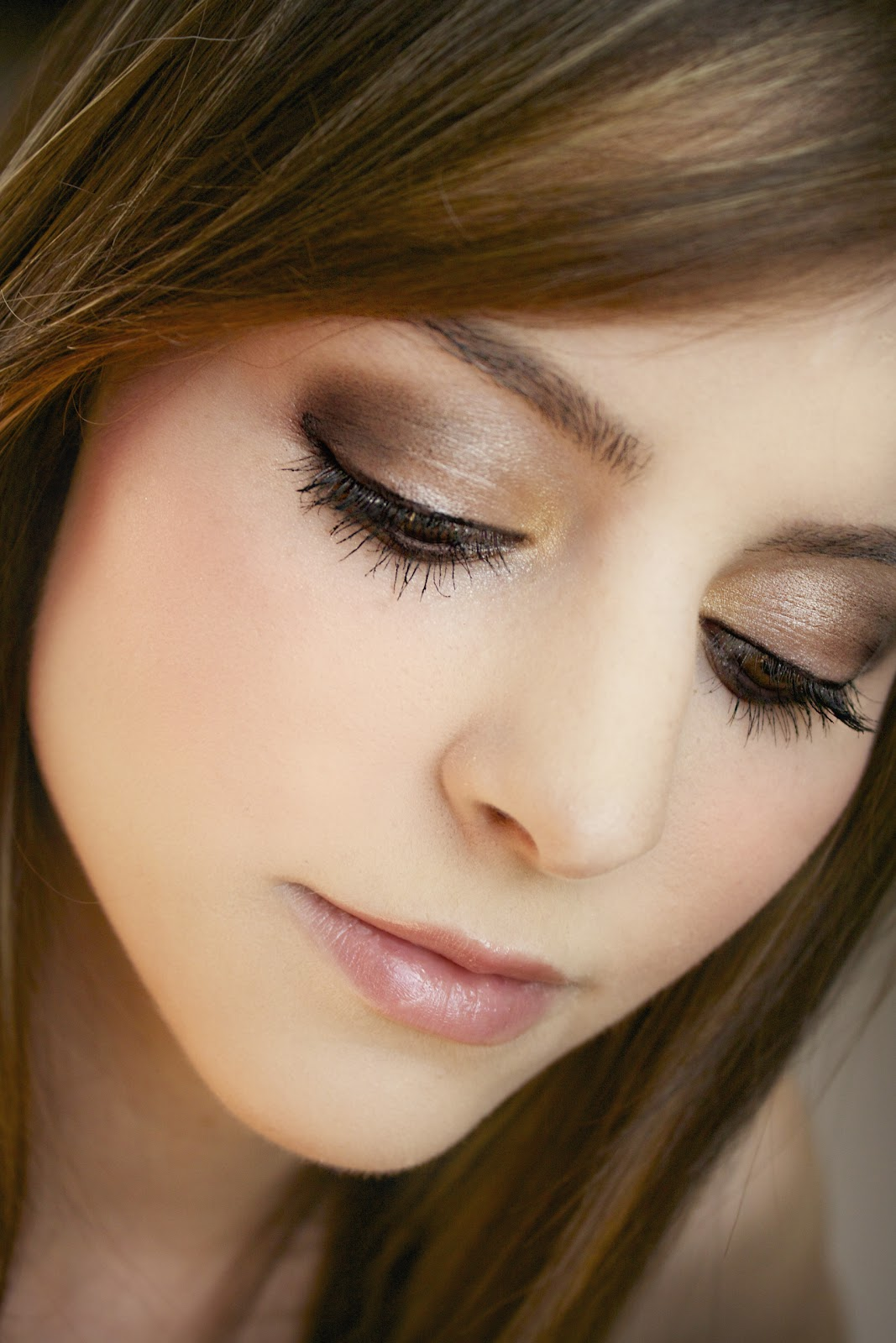 Smokey Eyeshadow Tutorial: C A I L E Y D A W N: MAKEUP TUTORIAL: EVERYDAY SMOKEY NEUTRALS