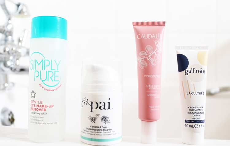 Skincare Shake Up with Superdrug Simply Pure, Pai, Caudalie and Gallinée
