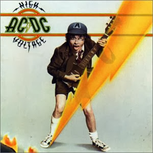 AC/DC High Voltage 1976