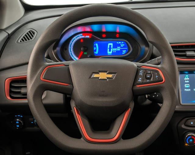 Novo Chevrolet Onix 2018