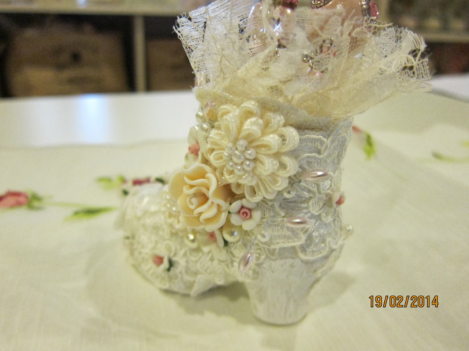 MsGardenGrove1: Shabby Chic Project