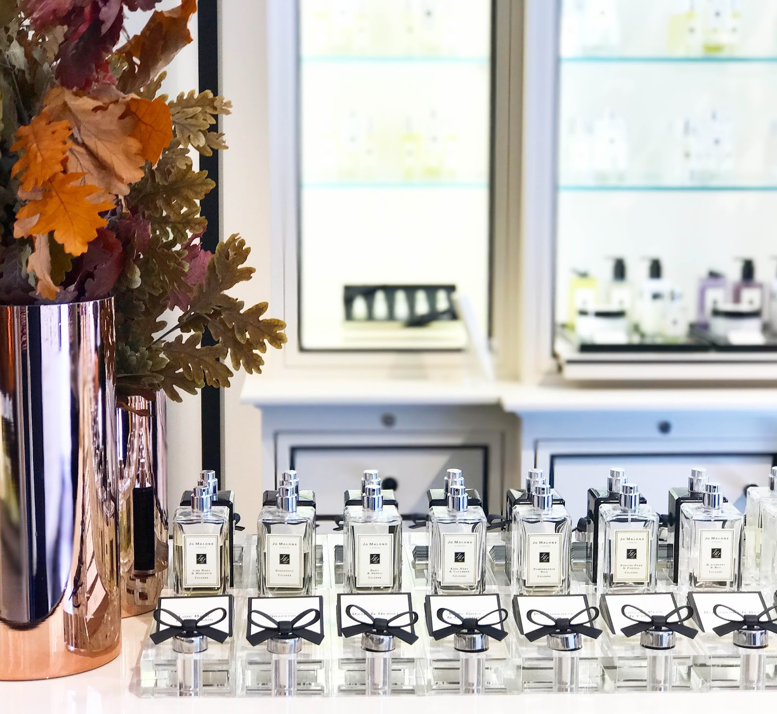 Jo Malone English Oak Event