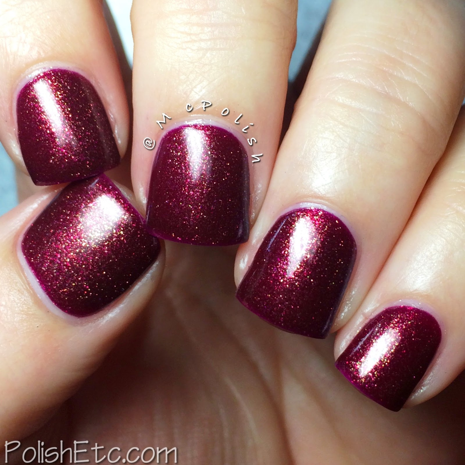 Cirque Color - Arcane Fire - McPolish