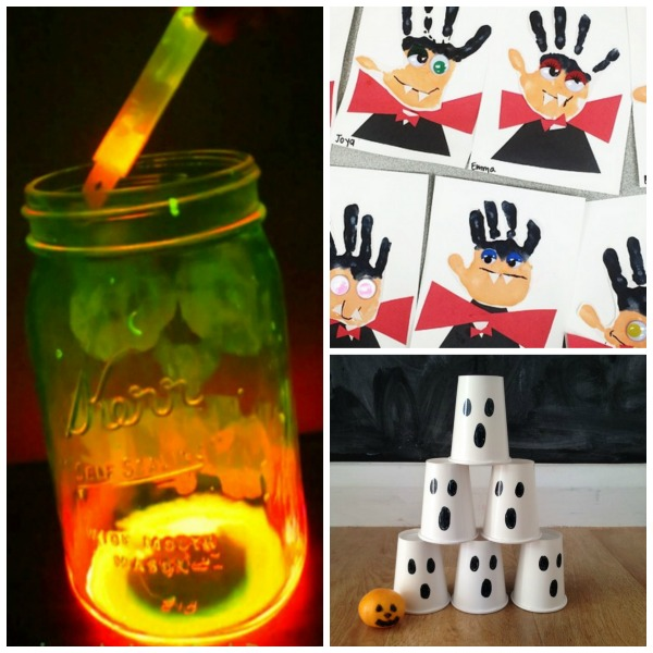 Make the most of Halloween with this collection of crafts, activities, and experiments for kids! #halloween #halloweencrafts #halloweencraftsforkids #halloweenactivities #halloweenactivitiesfortoddlers #halloweenideasforkids #growingajeweledrose #activitiesforkids #craftsforkids