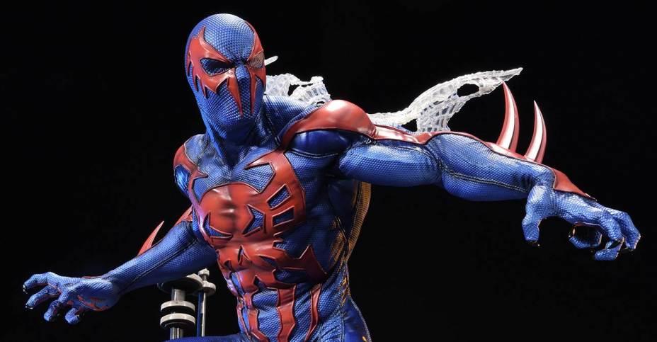 Spiderman 2099: Infinite Earths: Prime 1 Studio Announces New Spider-Man