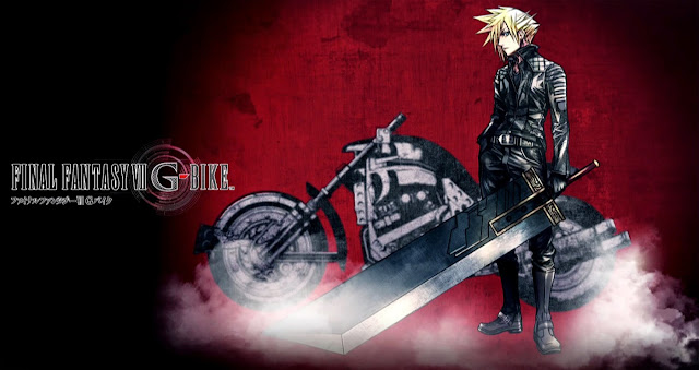 Final Fantasy VII - G-Bike