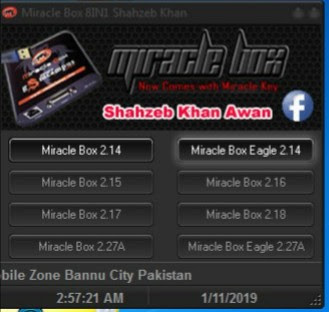 Miracle Box 8in1 Full Crack Download Free