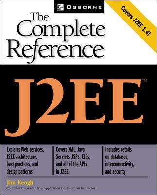 J2ee Complete Reference Pdf By Jim Keogh