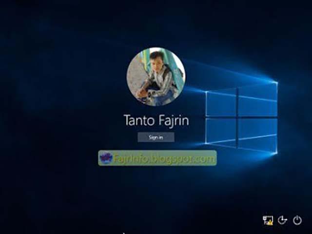 Cara Langsung Sign-in Otomatis Pada Windows 10