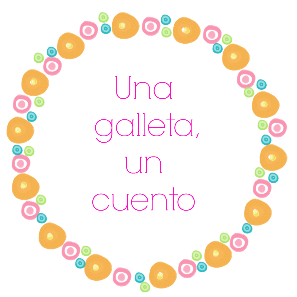 Una galleta, un cuento