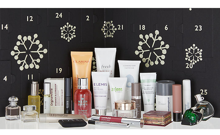 Spoilers for the John Lewis Beauty Advent Calendar for Holiday 2017.