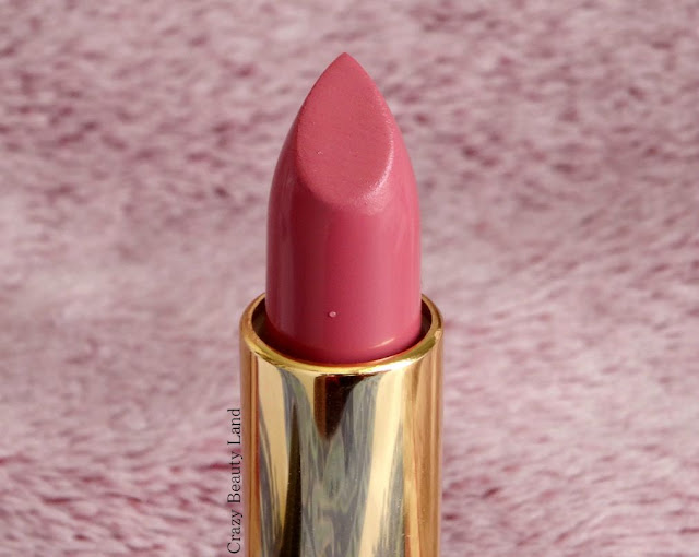 Revlon Super Lustrous Lipstick in Mad About Mauve Review Swatches Price
