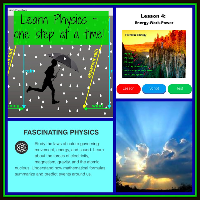 Online Science, Physics