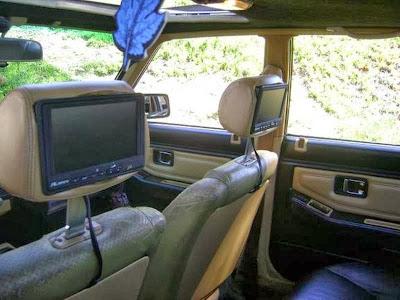 modifikasi honda accord klasik elegan