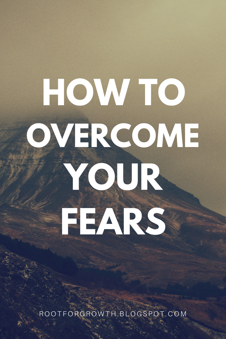 How to overcome your fears with positive thinking and optimism.