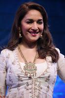 Madhuri Dixit Nene in designer Anarkali Dress at FICCI Awards 2017 003.JPG