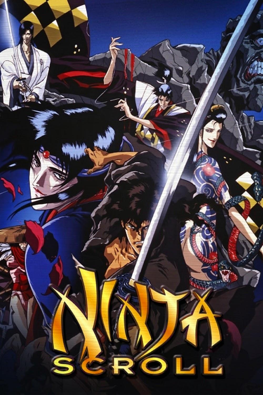 Descargar Ninja Scroll Blu-Ray-Rip Sub Español [MEGA]