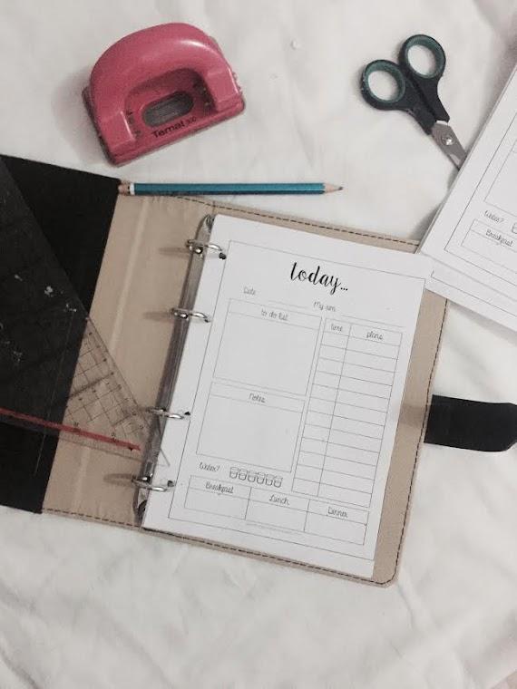 Diy | Kendin Yap Ajanda,Planner