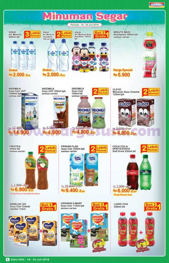 Harga Appeton Weight Gain Di Indomaret : harga, appeton, weight, indomaret, Promo, Harga, Indomaret