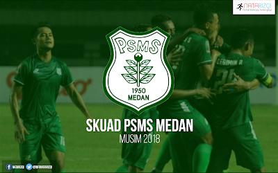 Daftar Pemain PSMS Medan 2018