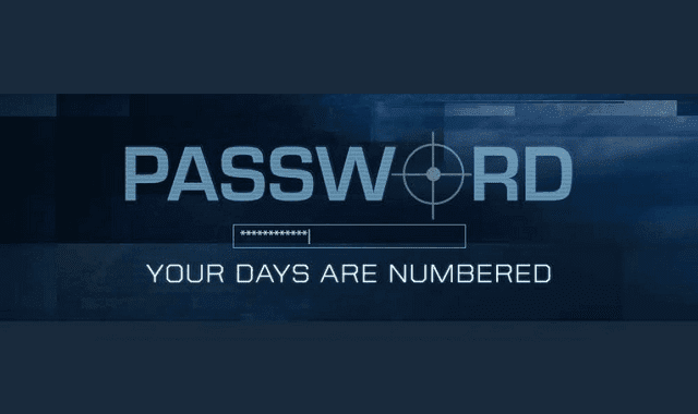 Image: Password: Your Days are Numbered