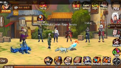 Game Naruto Terbaik Gratis Dan Terbaru